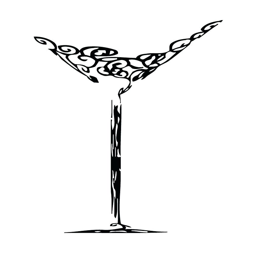 835x835 martini glass drawing martini glass martini glass drawing template