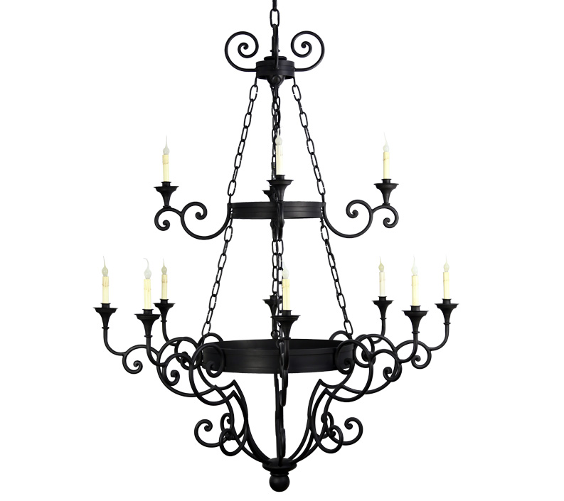 793x705 ch twelve light chandelier