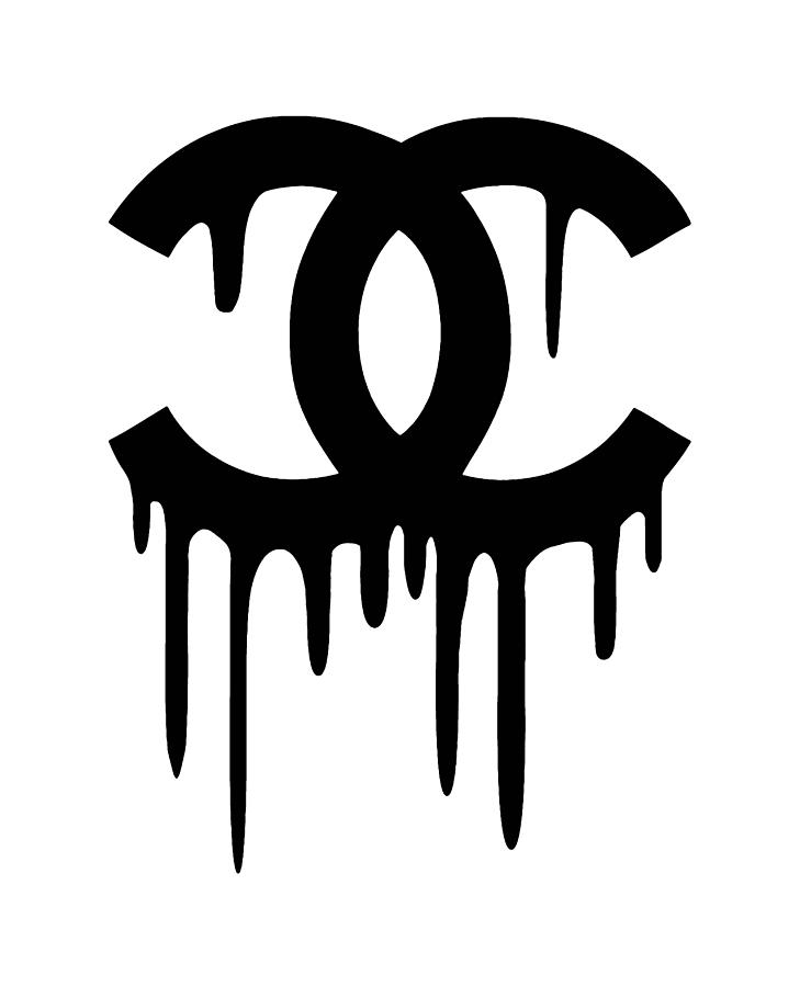 graphic relating to Printable Chanel Logo titled Range of Chanel clipart Absolutely free down load great Chanel