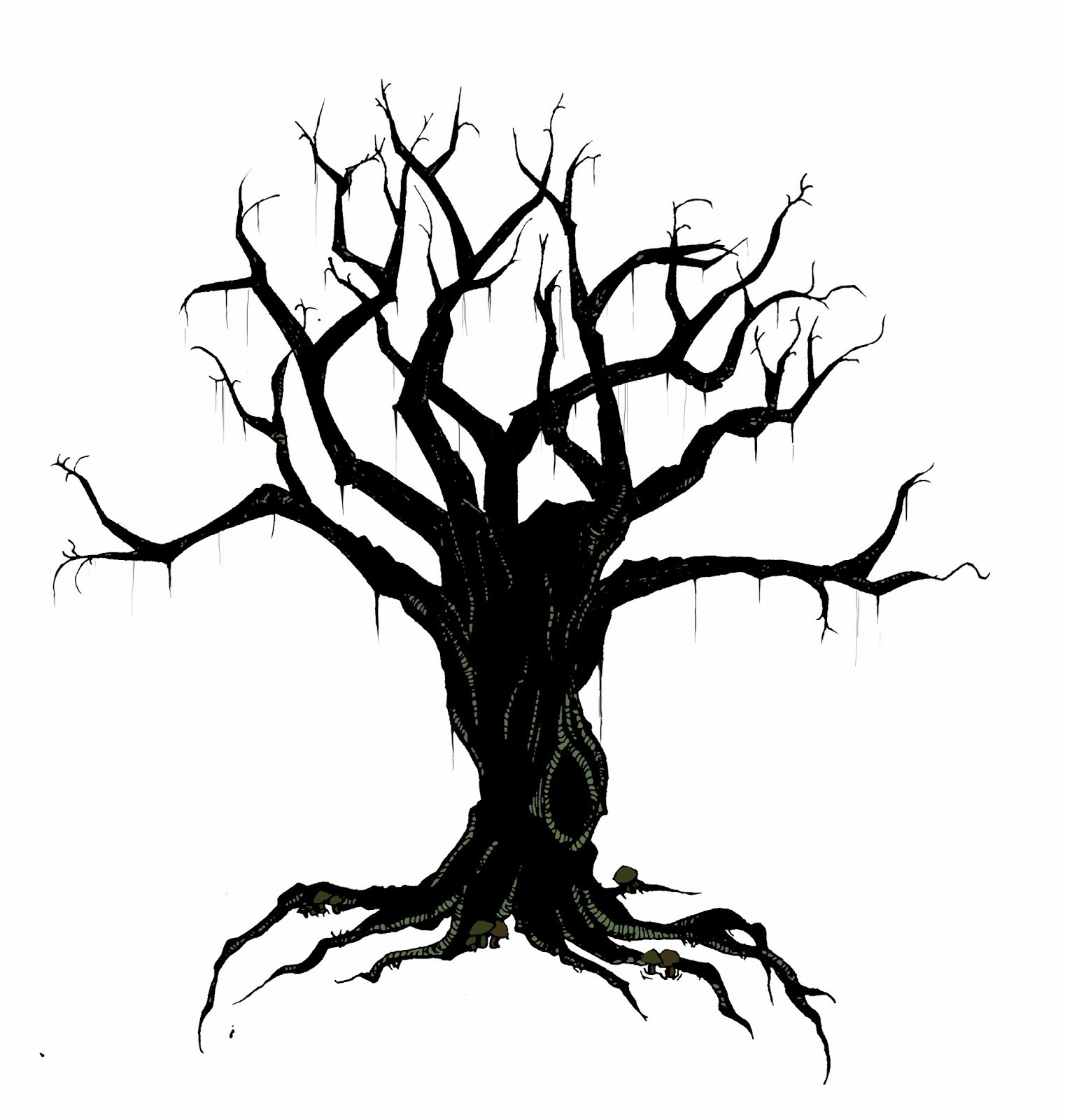 1522x1600 simple scary drawing landscape pictures and ideas on pro landscape