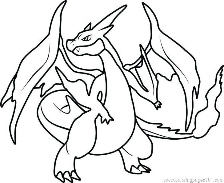 Charizard X Drawing | Free download best Charizard X Drawing ...