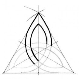 260x260 How To Draw The Charmed Symbol