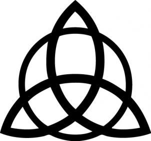 302x283 Charmed Triquetra