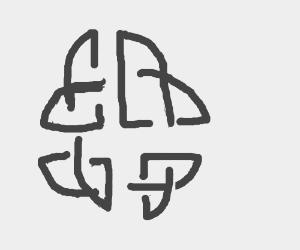 300x250 Celtic Symbol