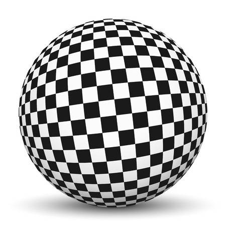 Checkerboard Drawing