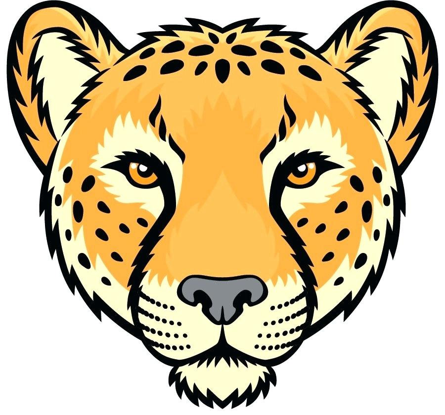 900x840 leopard face drawing leopard face drawing leopard face line