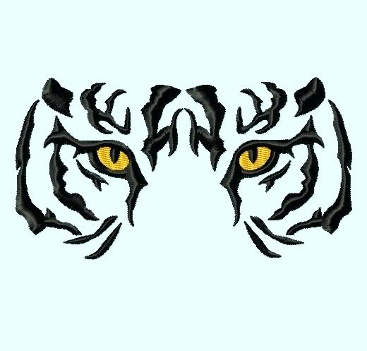 520x497 tiger outline drawing tiger white tiger outline drawing