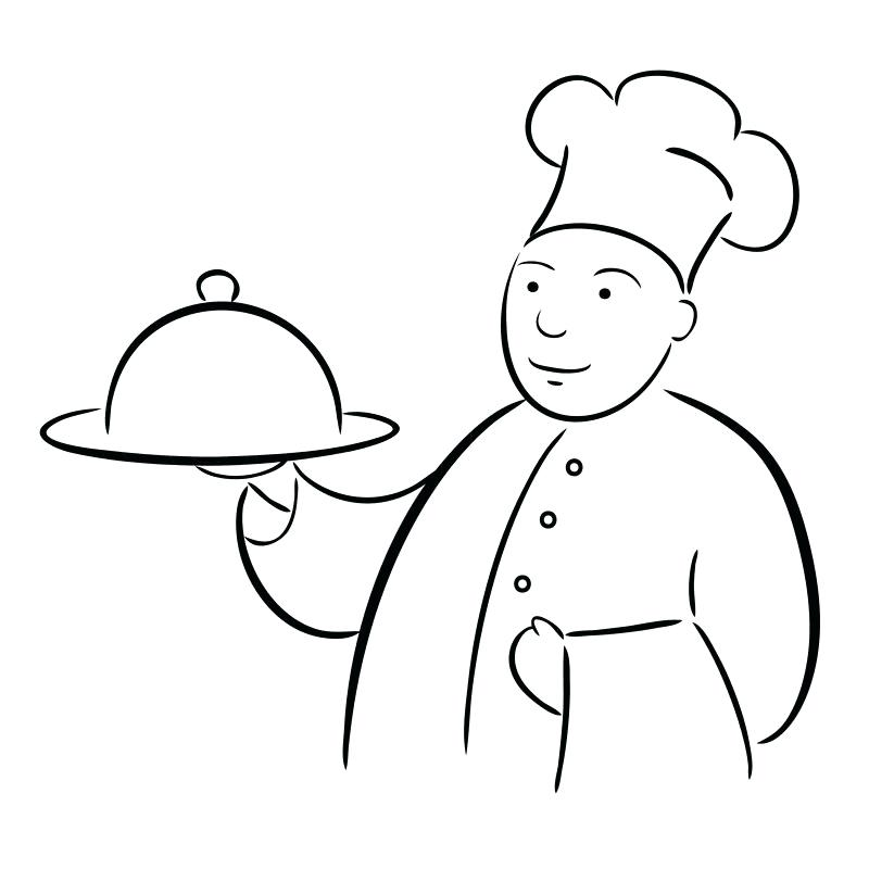 800x800 cooking drawing chef drawing cooking pot drawing