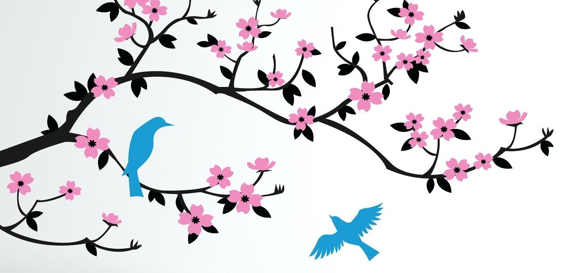1140x540 cherry blossom branch cherry blossom tree branch tattoo remontavto