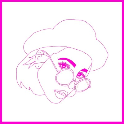 400x400 Halsey Drawing Tumblr