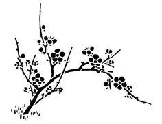236x181 Cherry Blossom Clipart Black And White