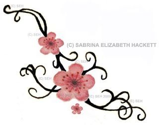 320x253 Cherry Blossom Tattoos For Under My Live Laugh Love Tattoo