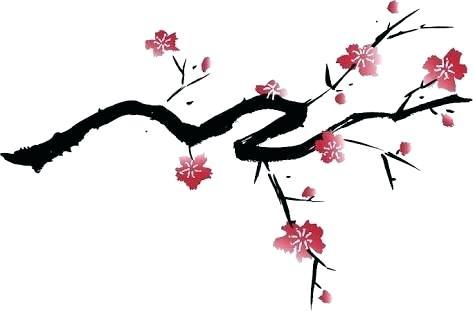 473x311 Japanese Tree Drawing