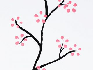 320x240 soda bottle cherry blossom art cherry blossom art from soda bottle