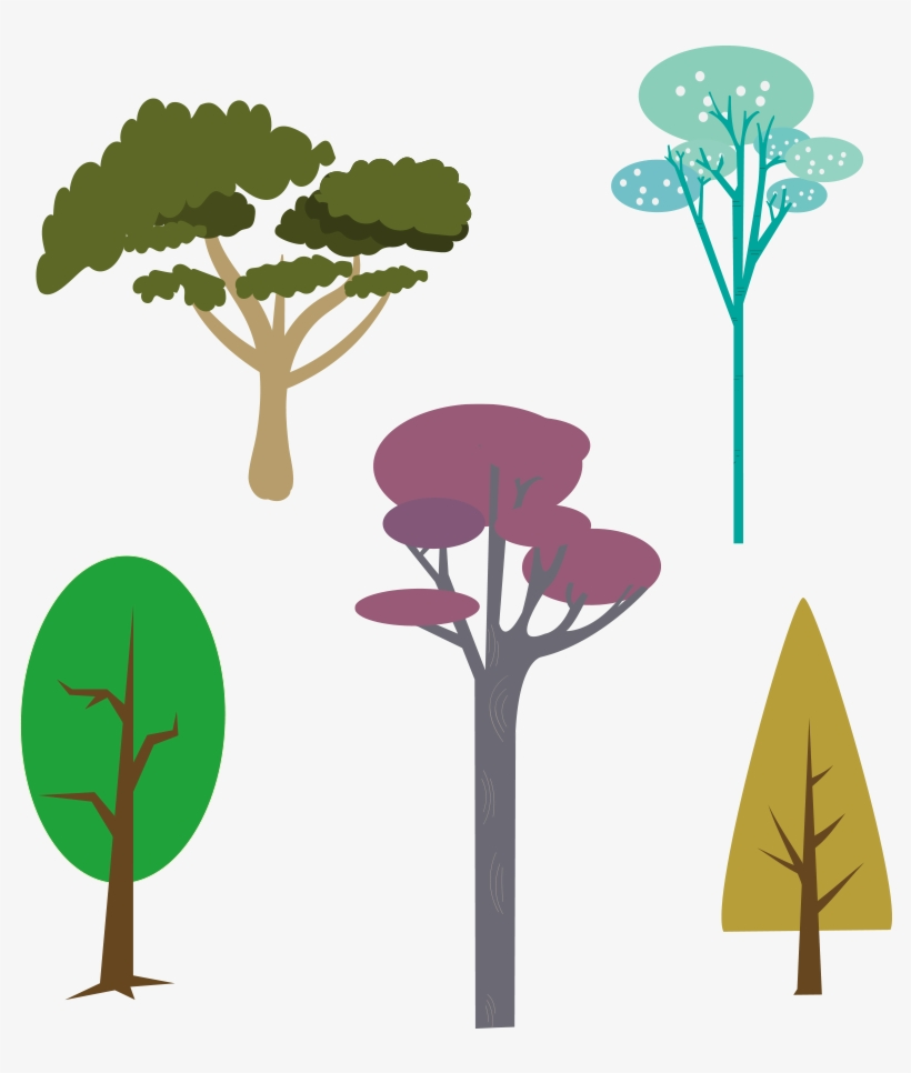 820x966 Vector Free Stock Leaf Drawing Trees Transprent Png