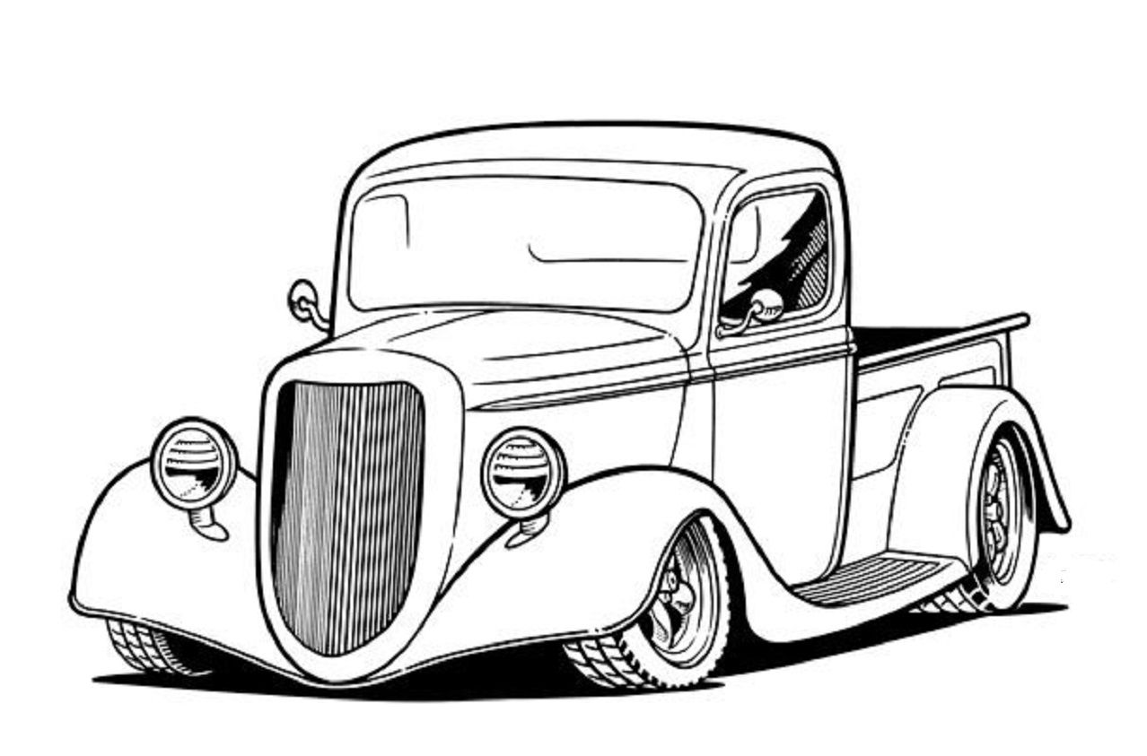 Chevy Drawings Free Download Best Chevy Drawings On Clipartmag Com