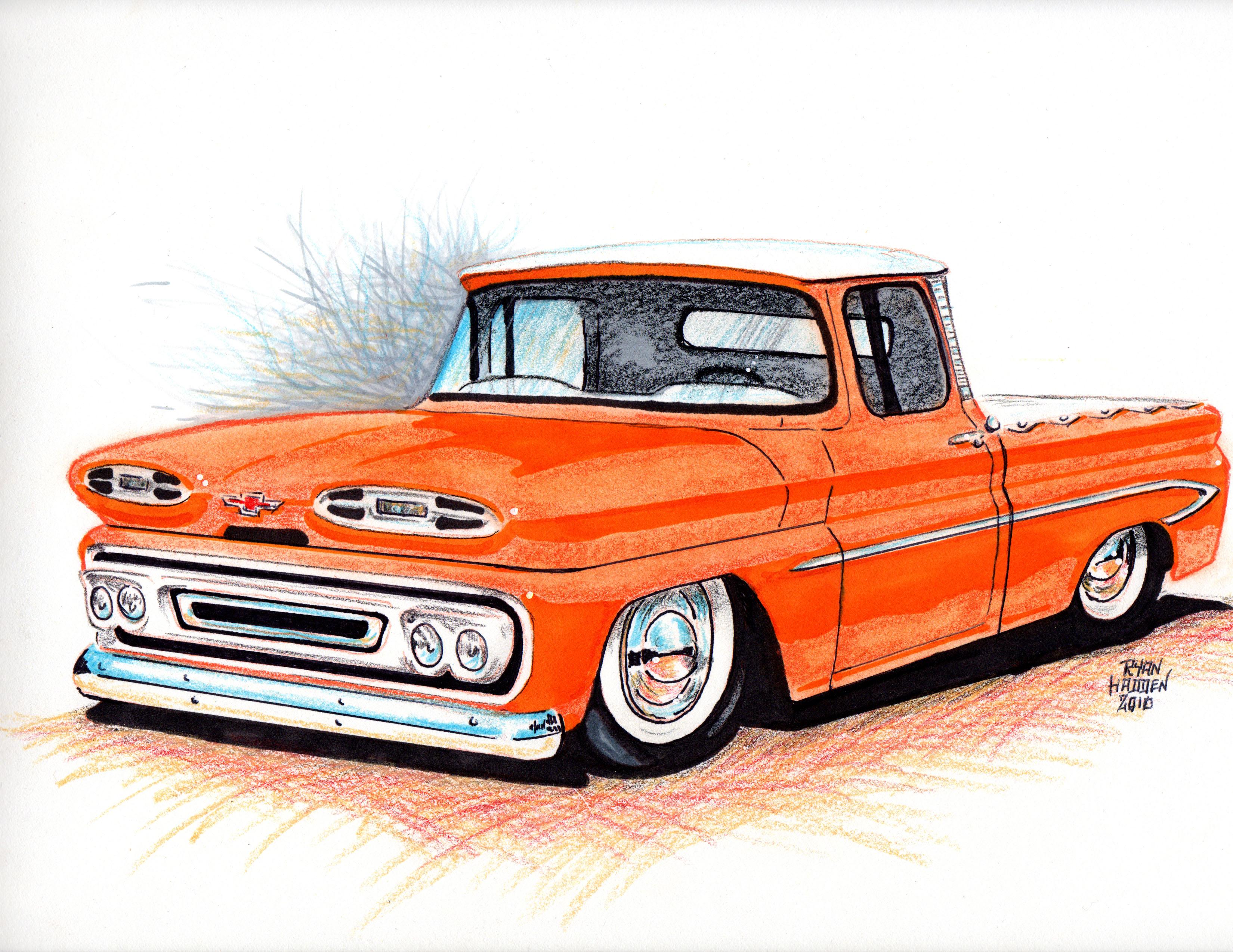 Wiring Diagram Alternator Wiring Diagram 1961 Dodge Pickup Truck