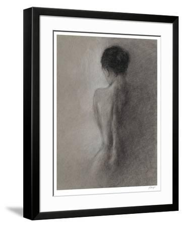 363x450 chiaroscuro figure drawing i limited edition