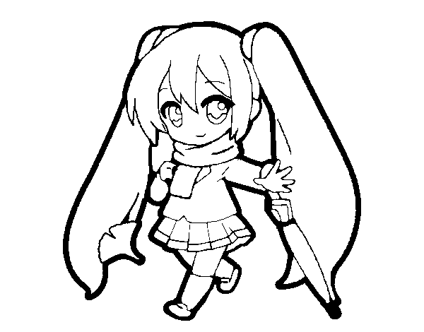 Chibi Figure Drawing