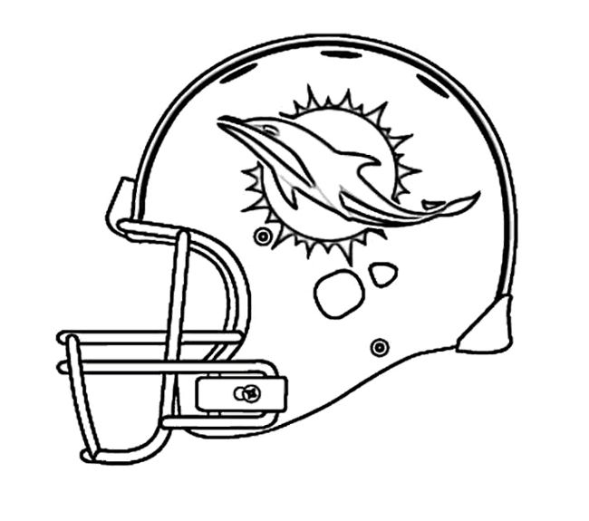 Chicago bears coloring. Helmet drawing free download