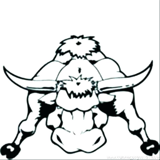 650x650 Chicago Bulls Coloring Pages Coloring Pages Of Bulls Coloring
