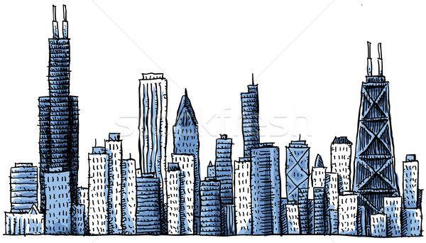 600x342 Tshirt Ideas In City Skyline Art