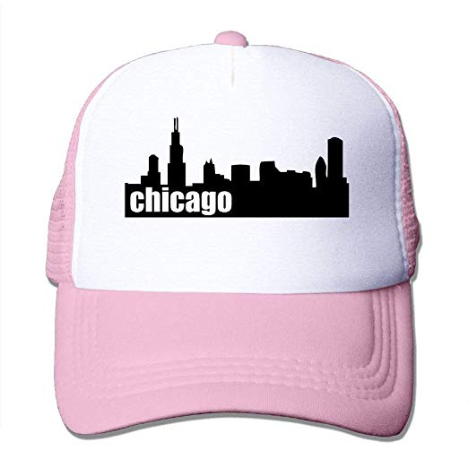522x522 Fbapan Chicago Drawing Skyline Men Women Adjustable