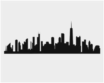 340x270 chicago skyline clipart lovely clip art of chicago city skyline