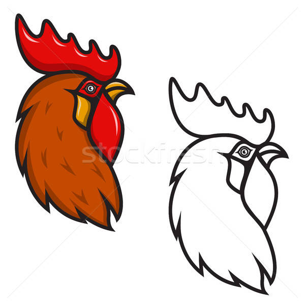 600x600 Chicken Head Stock Photos, Stock Images And Vectors