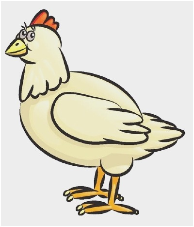 400x467 Clipart Chickens Awesome Chicken Clip Art Mower Clipart