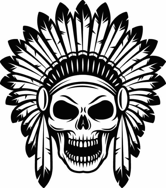 570x647 Huge Collection Of 'aztec Skull Drawing' Download More Than