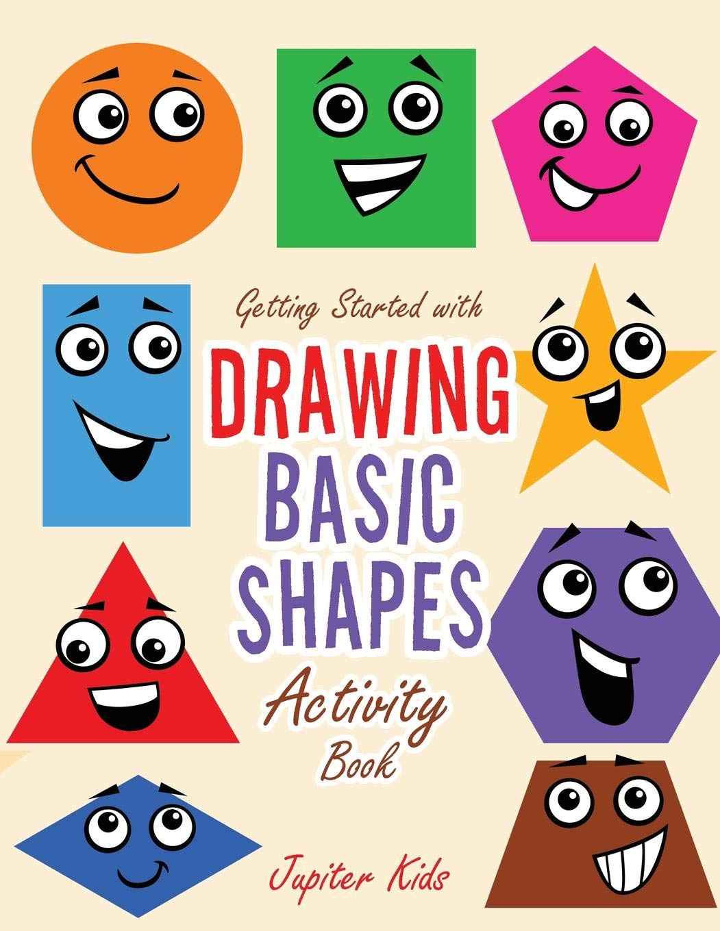 1051x1360 getting started with drawing basic shapes activity book jupiter