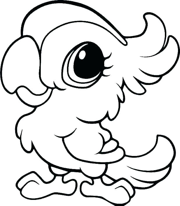 618x708 Baby Monkey Drawing Drawn Monkey Baby Monkey How To Draw A Little