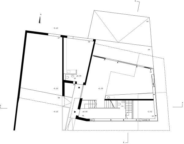 600x470 Floating House Holodeck Architects