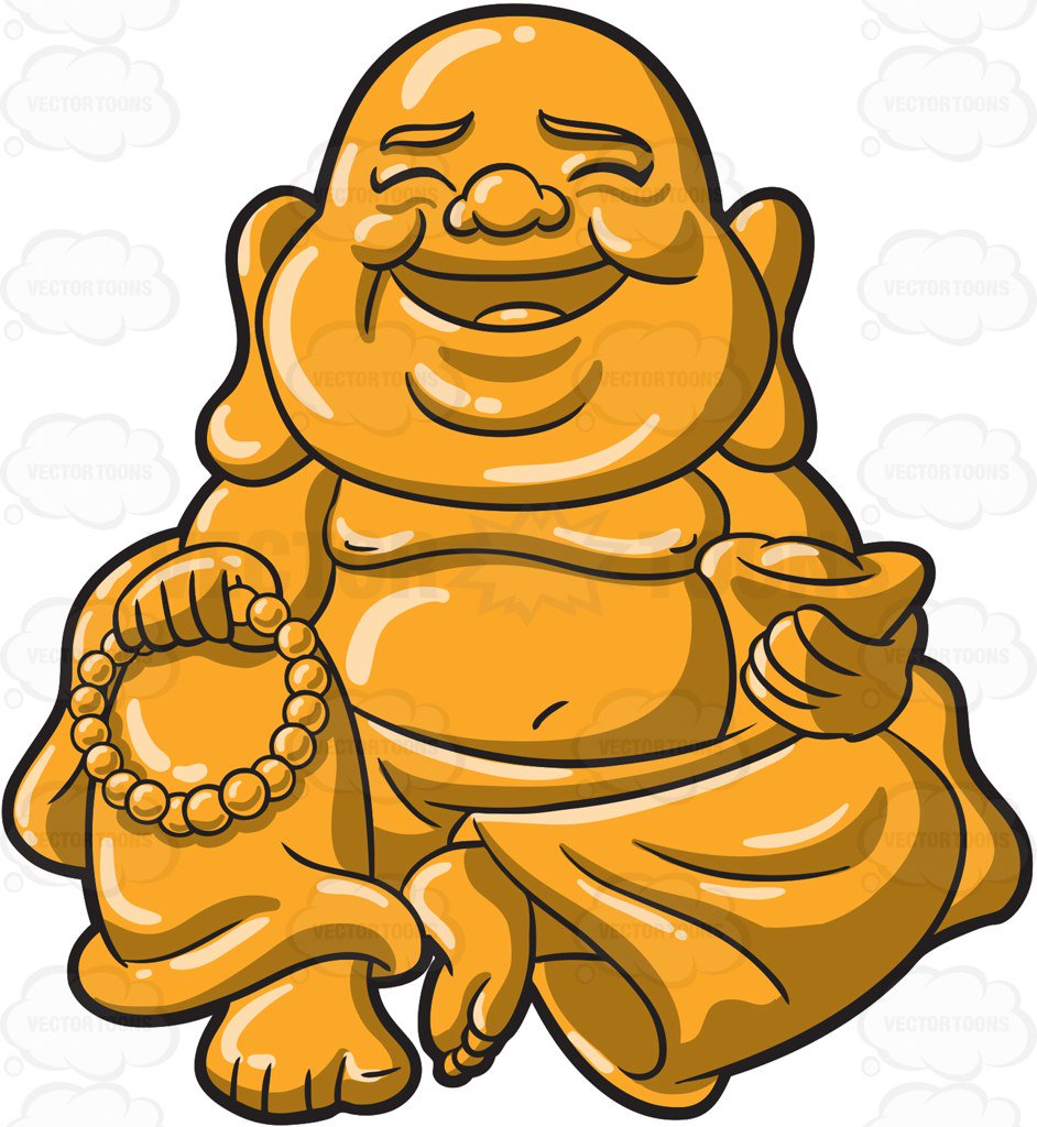 942x1024 Buddha Clipart Chinese Cartoon