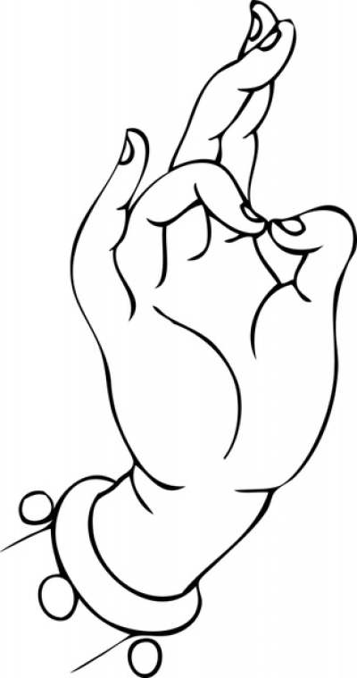 400x759 Download Free Vector Buddhist Symbol Drawing Hand Gesture Icon