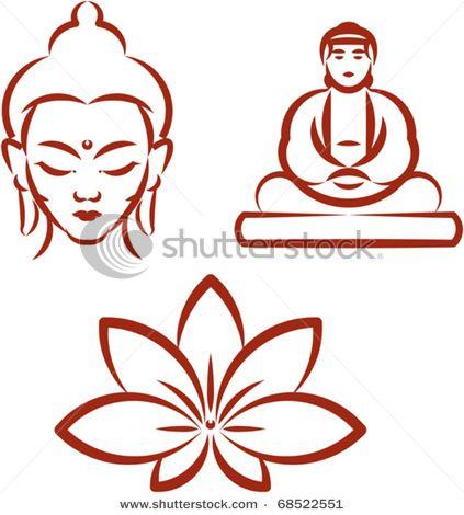 423x470 Buddha, Lotus To Draw Just For Fun Buddha Drawing, Buddha Art