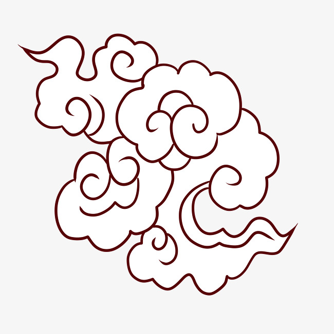 650x651 chinese style cloud png free png download png vector