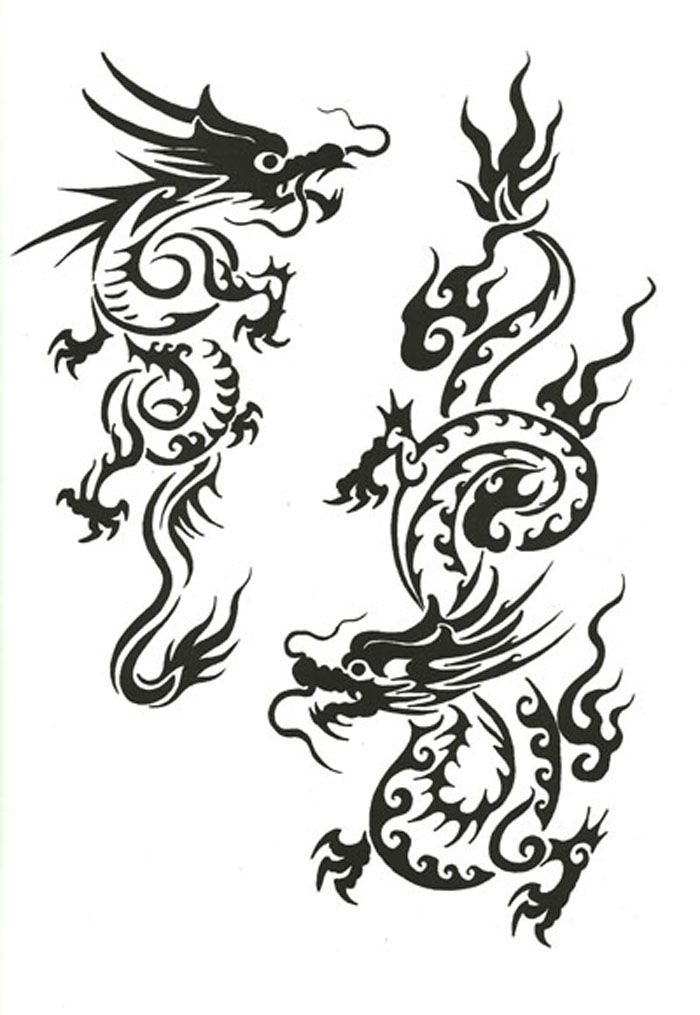 700x1015 Dragon Tattoos For Women Dragon Tattoos And Chinese Dragon