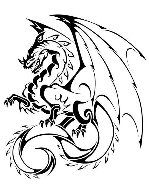 501x649 Tattoo Dragon Tattoo Designs, Chinese