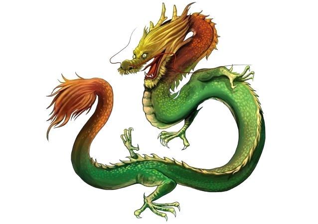 638x450 Chinese Dragon