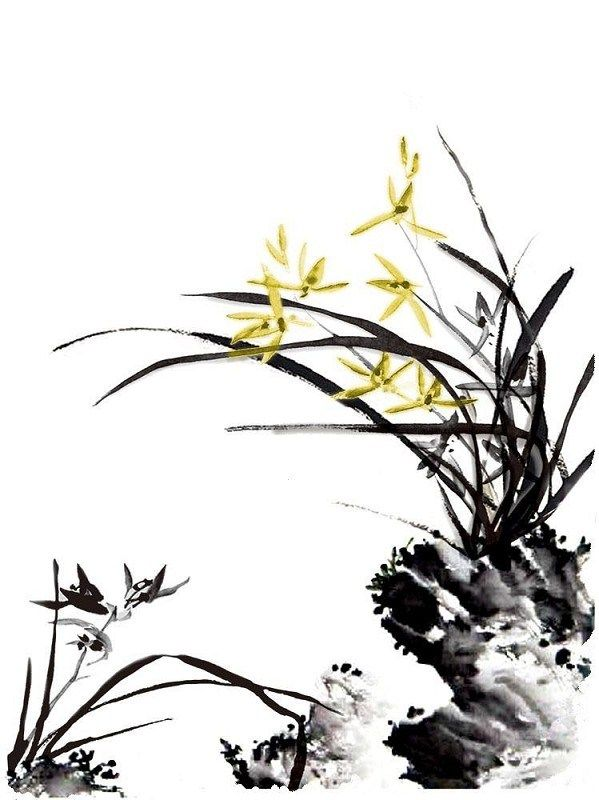 599x800 chinese brush chinese brush painting in chinese drawings