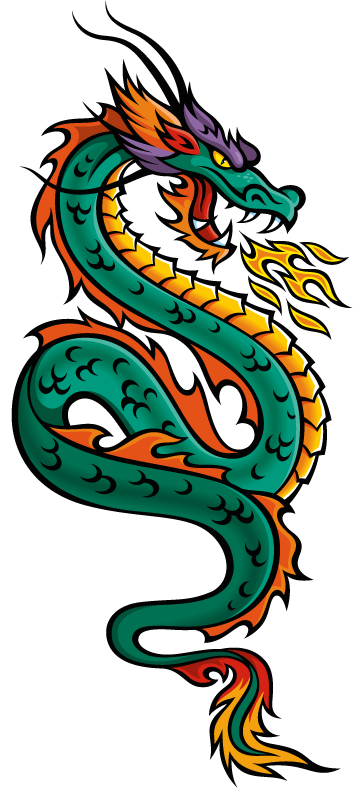 362x794 Drawing Chinese Dragon Transparent Png Clipart Free Download