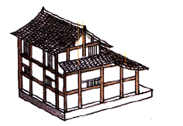 600x415 Traditional Chinese Roofs All Things Chinese