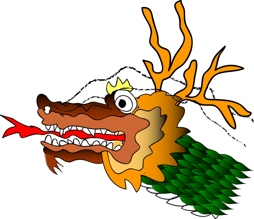 866x750 China Vector Dragon Chinese Huge Freebie! Download