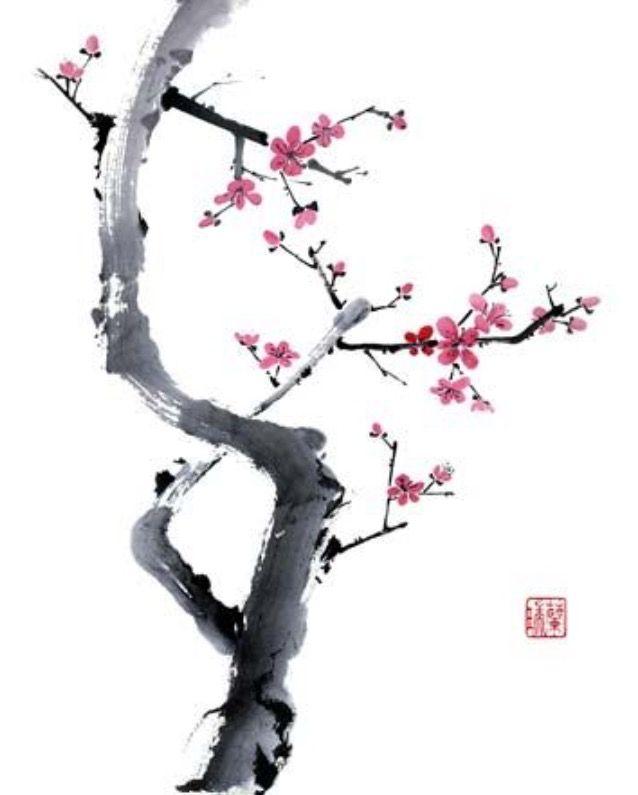 638x795 Tattoos Chinese Painting, Chinese