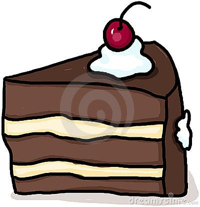 400x413 Piece Of Cake Illustration Cake Illustrations In Illustration