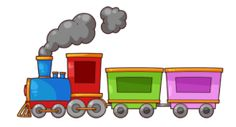 236x127 best cartoon trains images in toy trains, clip art, toy