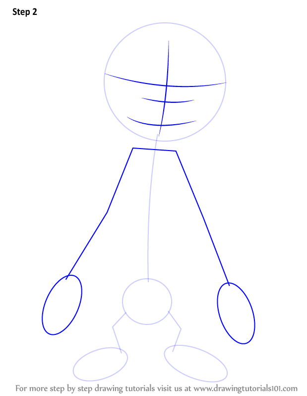 619x797 Learn How To Draw Jaggu From Chhota Bheem