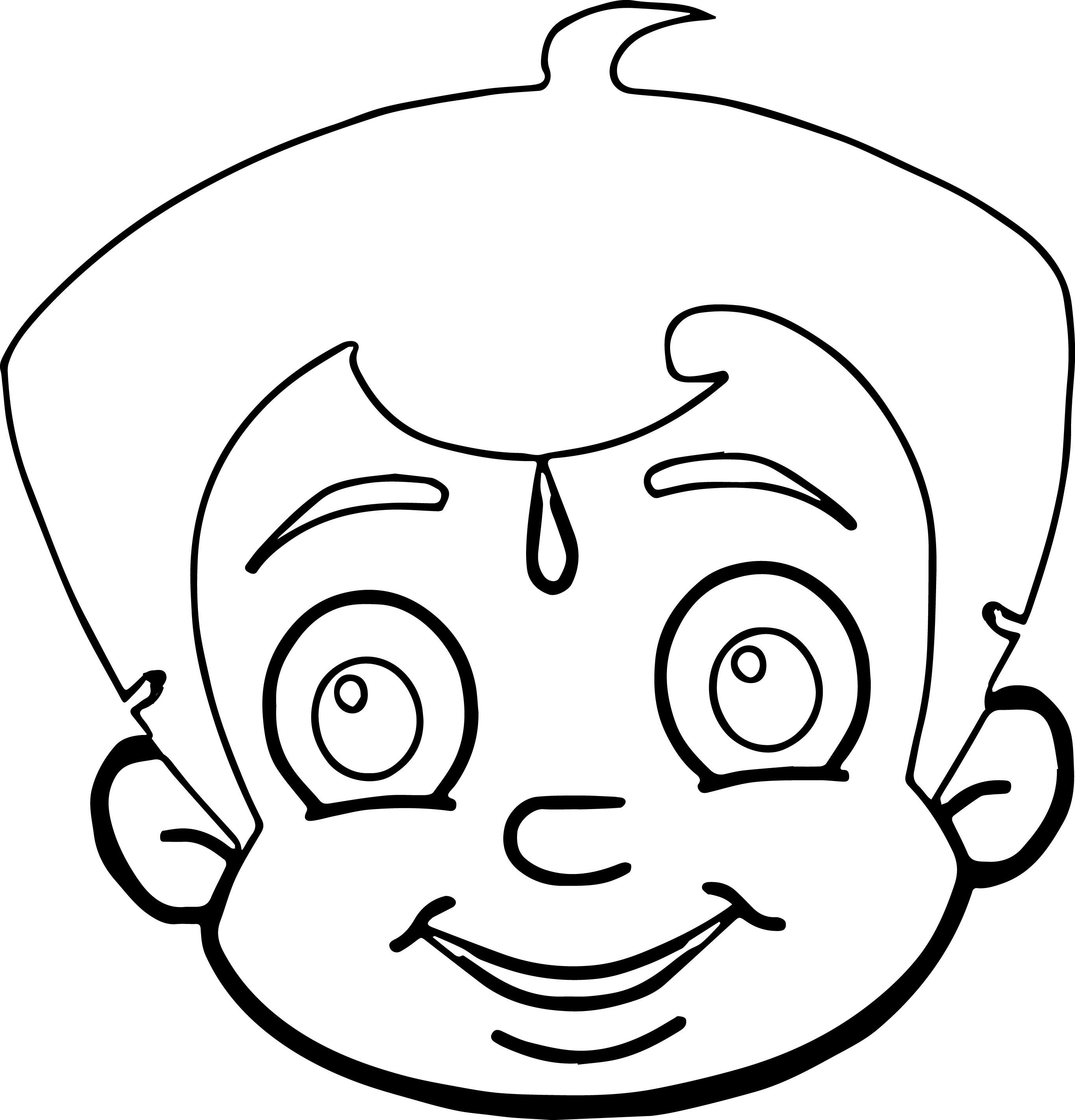 2732x2845 Chhota Bheem Coloring